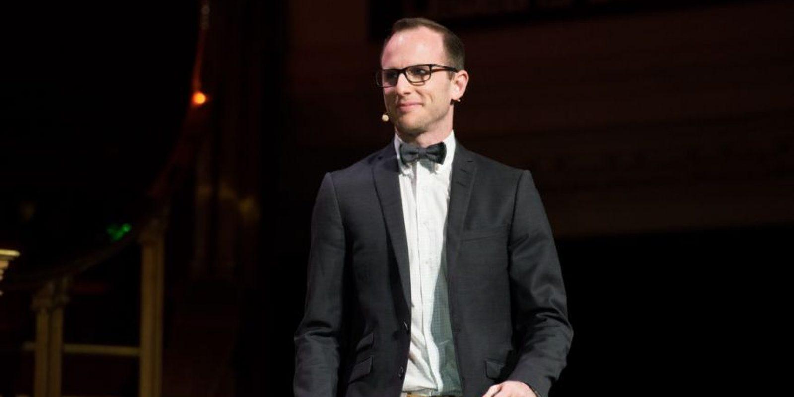 7. Joe Gebbia, de 34 años cofundador de Airbnb. Foto:Vía flicker.com