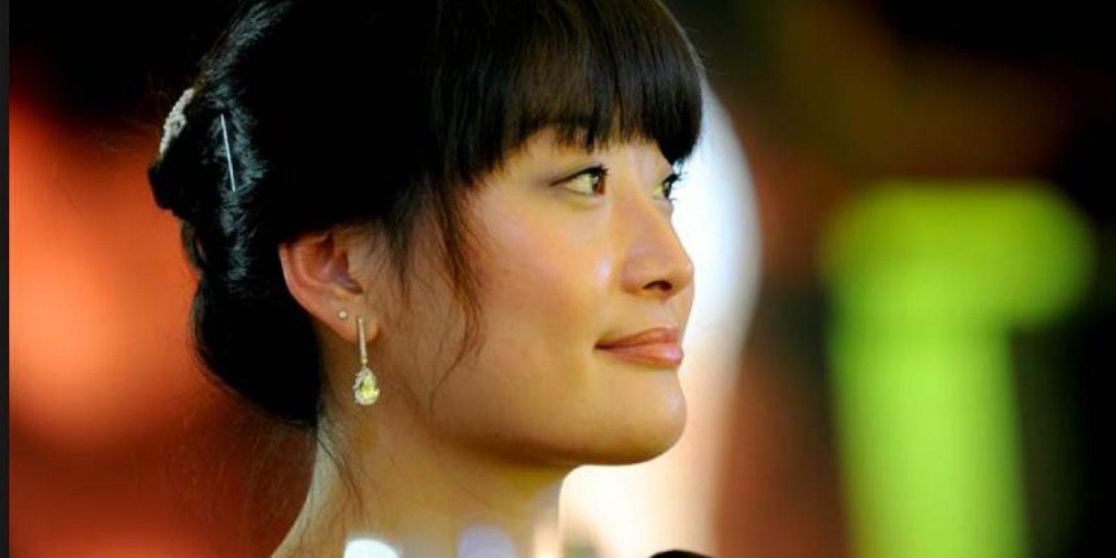 11. Fuli Zong, de 33 años de edad, empresaria mayoritaria de Hangzhou Wahaha Group. Foto:Vía wikimedia.org