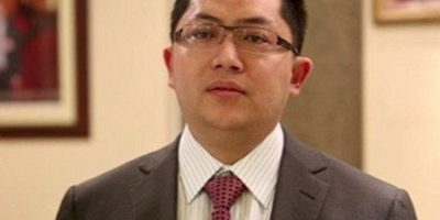 12. Xiang Sun, CEO de Sinogiant Group, tiene 33 años. Su fortuna se estima en 2.6 mil millones de dólares Foto:Vía sinogiant