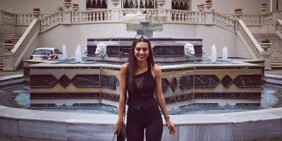 Fue Miss Turquía en 2014 Foto:Vía instagram.com/gulseamine