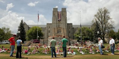 2. Masacre de Virginia Tech Foto: Getty Images