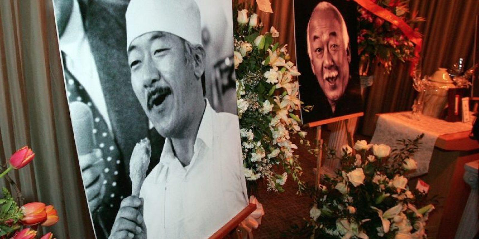 """Murió a los 73 años, en su casa de Los Ángeles, durante el rodaje de la cinta """"Princess"""" Foto:Getty Images"""