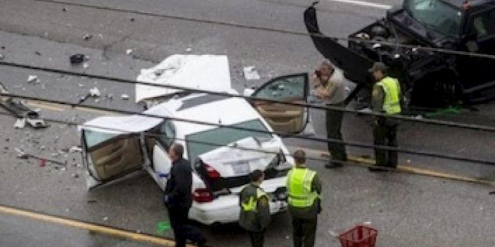 Y ahora la expareja de Kris Jenner es acusada de homicidio involuntario. Foto:The Grosby Group