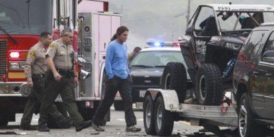 La Oficina del Sheriff del Condado de Los Ángeles reportó que podría pasar hasta un año en prisión como sentencia. Foto:The Grosby Group