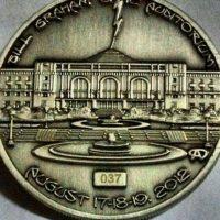 Inclusive cuenta con una moneda conmemorativa. Foto:instagram.com/robertlsfo