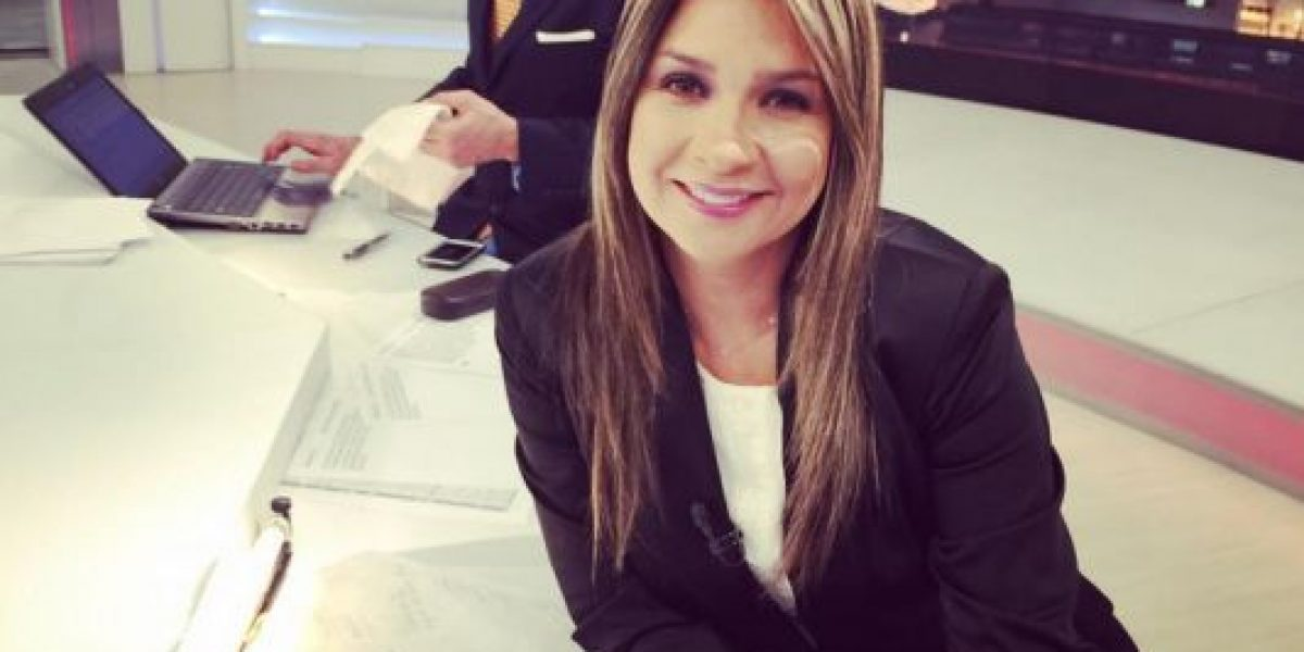 Así fue como Vicky Dávila le dijo adiós a 17 años como presentadora de RCN