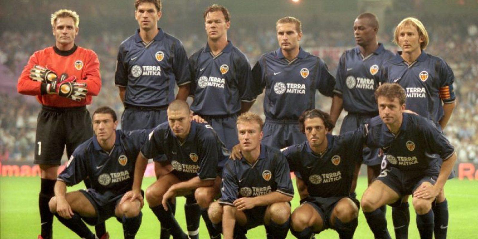 Nunca han ganado la Champions League, pero tienen dos subcampeonatos: 2000 y 2001. Foto:Getty Images