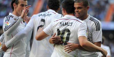 Entraron a la Champions League como segundo lugar de la Liga de España. Foto:Getty Images