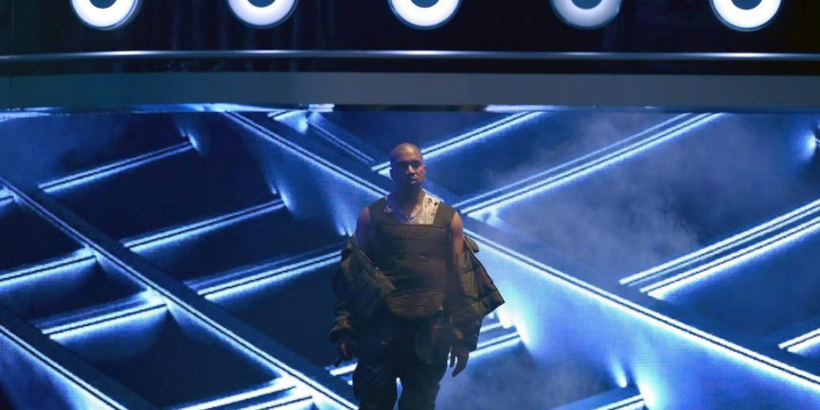 "Kanye West recibirá el ""Michael Jackson Video Vanguard Award 2015"" Foto:Getty Images"