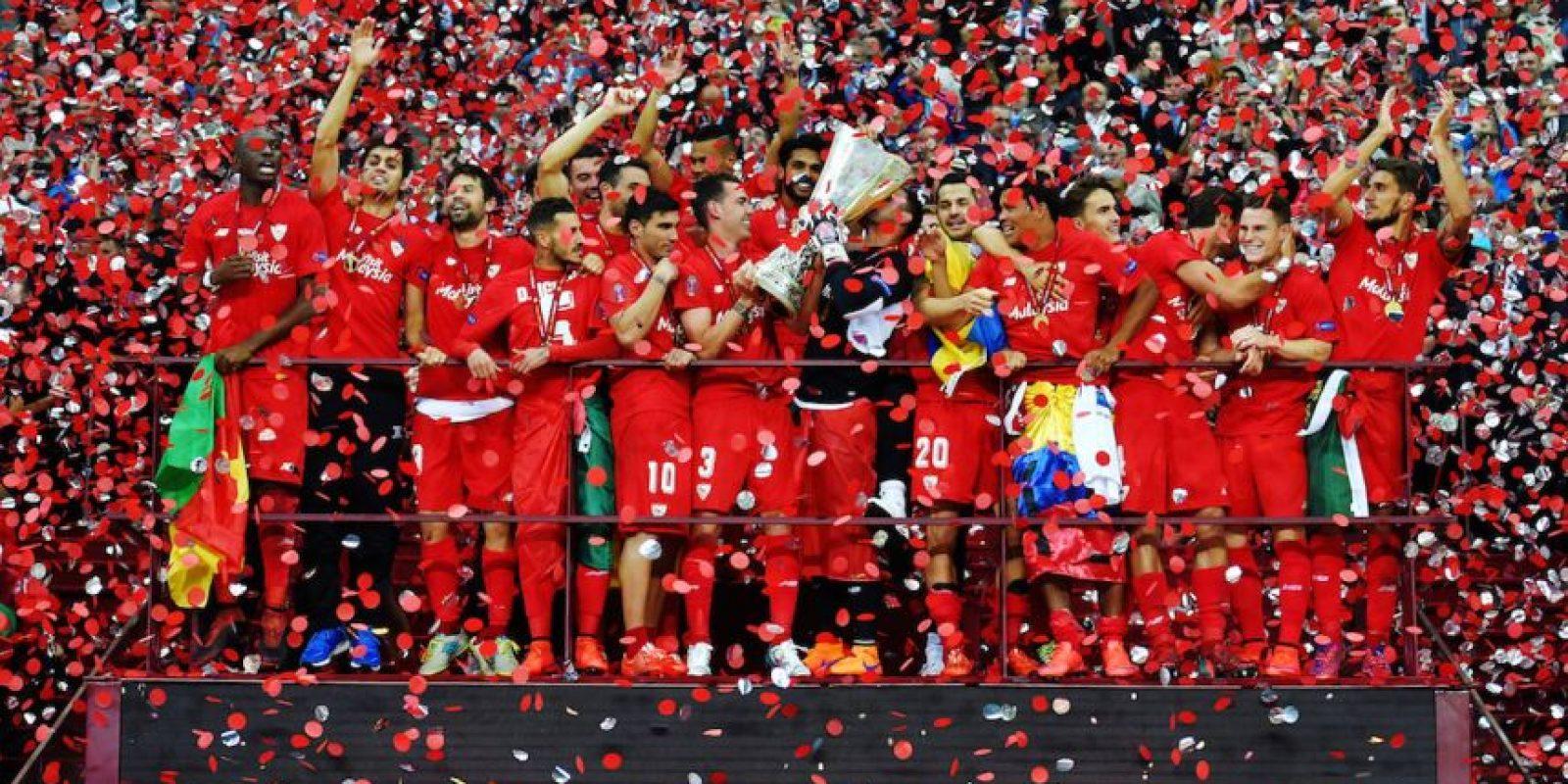 Nunca han ganado la Champions y tampoco han sido finalistas. Foto:Getty Images