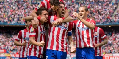3. Atlético de Madrid Foto: Getty Images