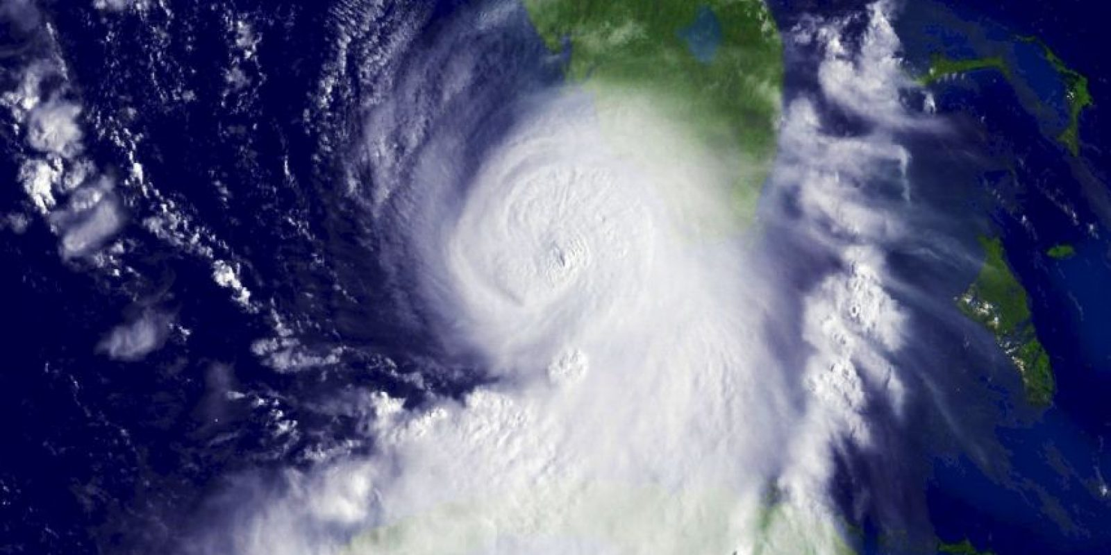 El huracán Katrina fue el más destructivo y el que causó más víctimas mortales de la temporada de huracanes en el Atlántico de 2005. Foto:Getty Images