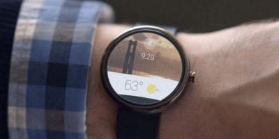 Motorola Watch Foto:Motorola