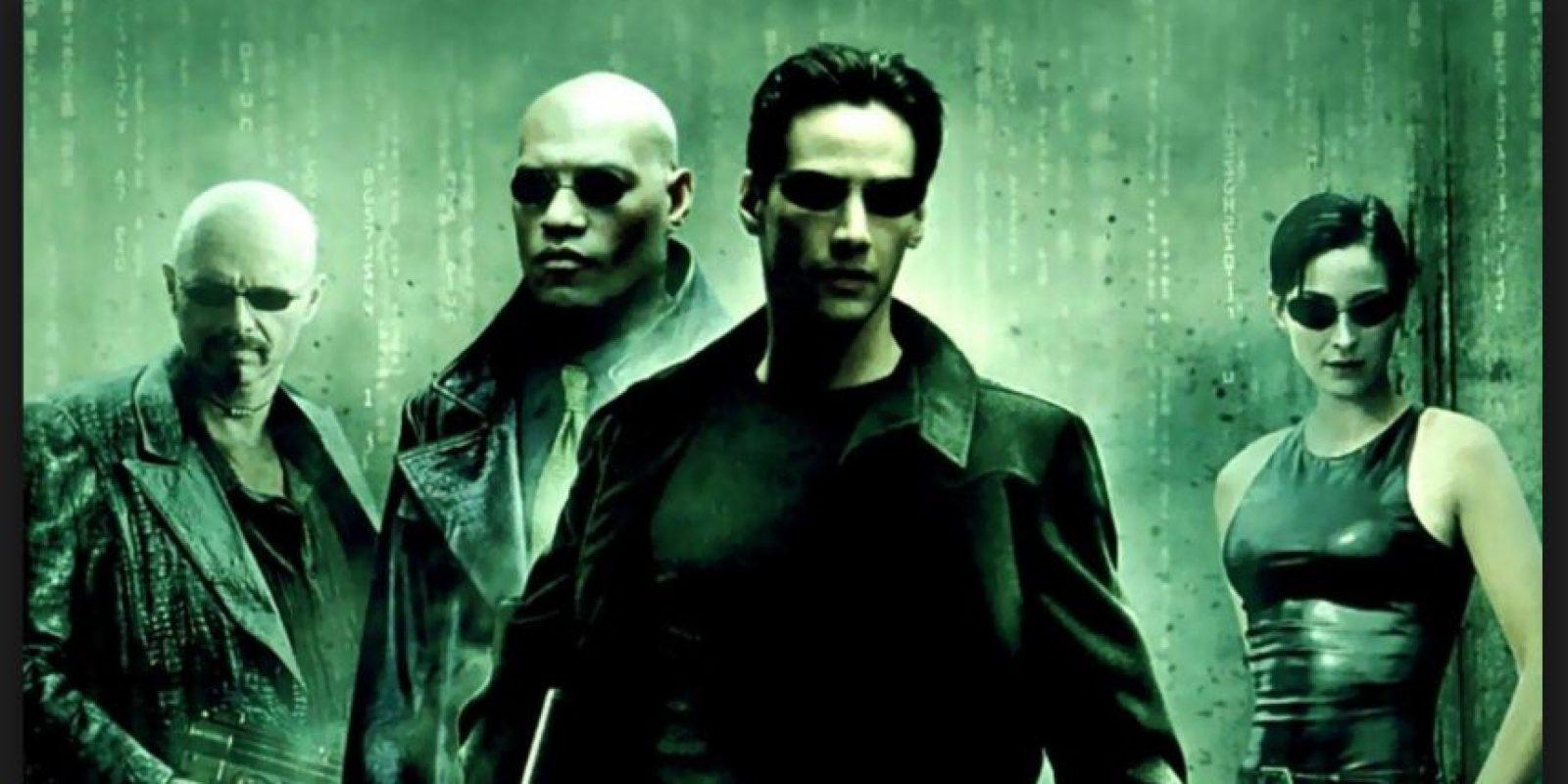 """""""The Matrix"""" es otro gran ejemplo de lo que el futuro de la inteligencia artificial puede propiciar Foto:Lana Wachowski/Andy Wachowski"""