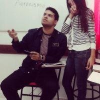 ¿A quién le gustaría tomar clases con este maestro? Foto:Vía Instagram/#Profeguapo