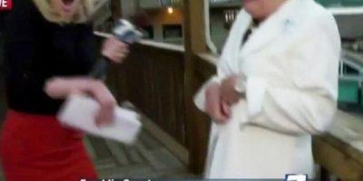 El hombre también es reportero y trató de suicidarse tras asesinar a sus compañeros. Foto:Vía Twitter