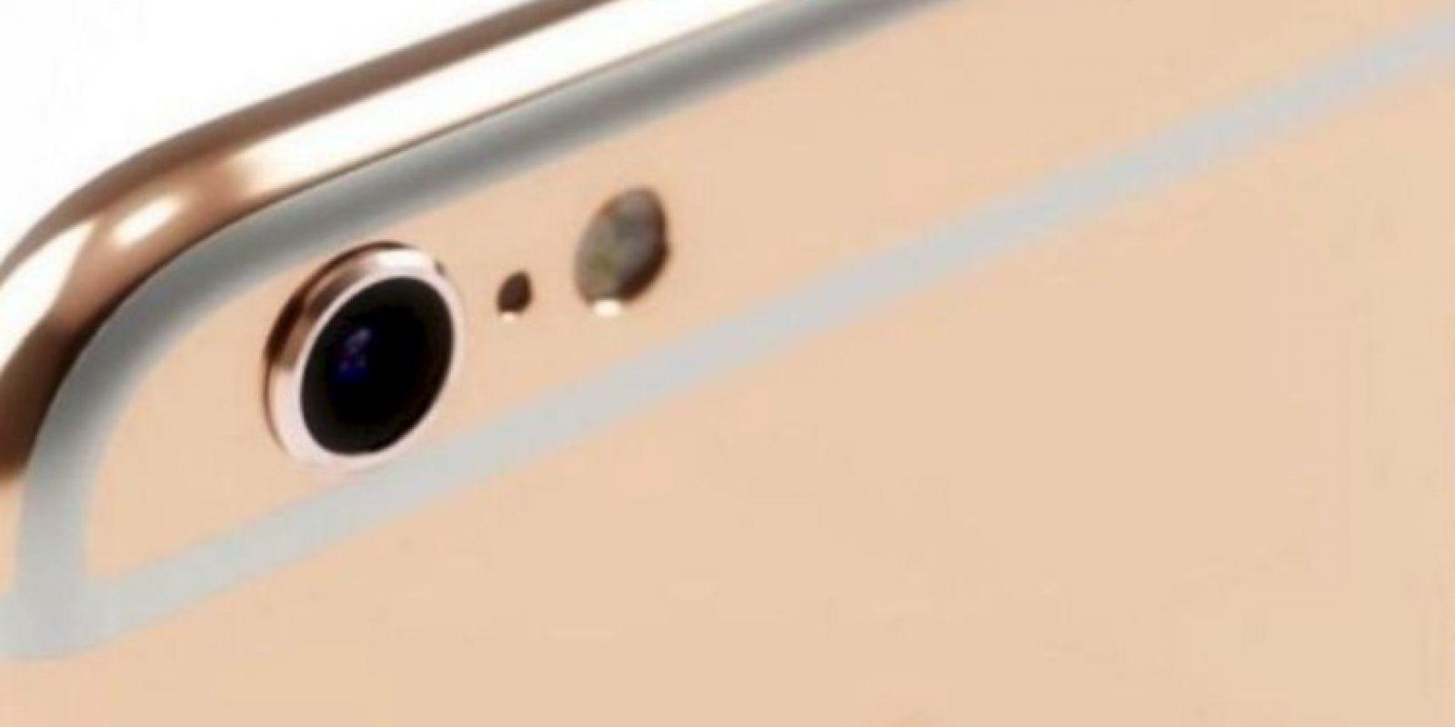 La parte trasera del nuevo dispositivo Foto:Tumblr