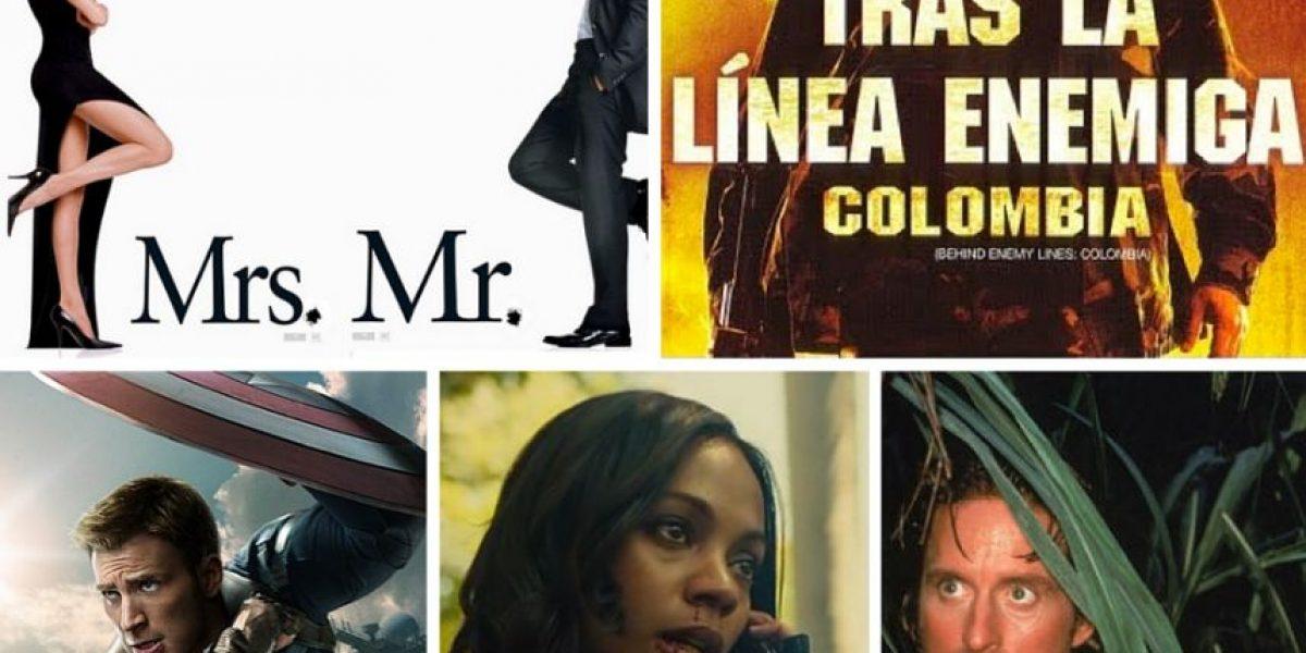 Top 5: Películas de Hollywood que hicieron quedar mal a Bogotá