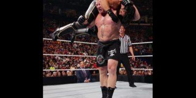 """""""Ronda Rousey es un hombre, una bestia que compite en la división de mujeres de la UFC"""", dijo en una entrevista Foto:WWE"""