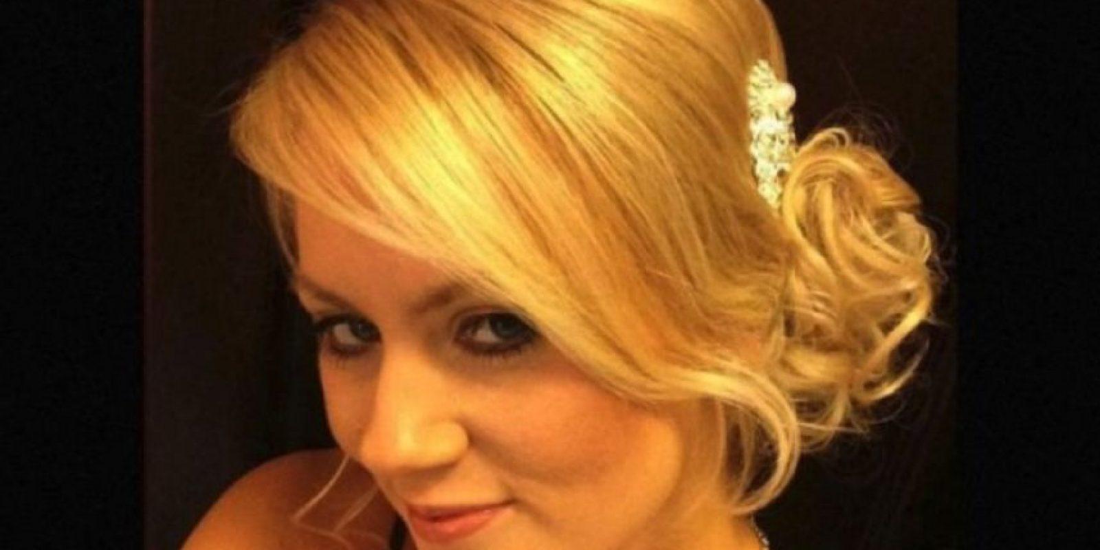 Eppie Sprung Dawson fue despedida de su puesto como maestra en 2012, cuando fue descubierta teniendo sexo con un alumno de 17 años, llamado Matthew Robinson Foto:Facebook – Archivo