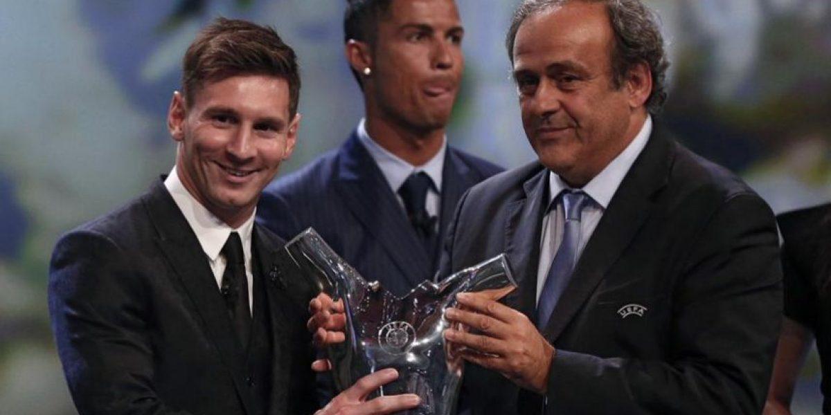 Burlas contra Cristiano Ronaldo por perder con Messi