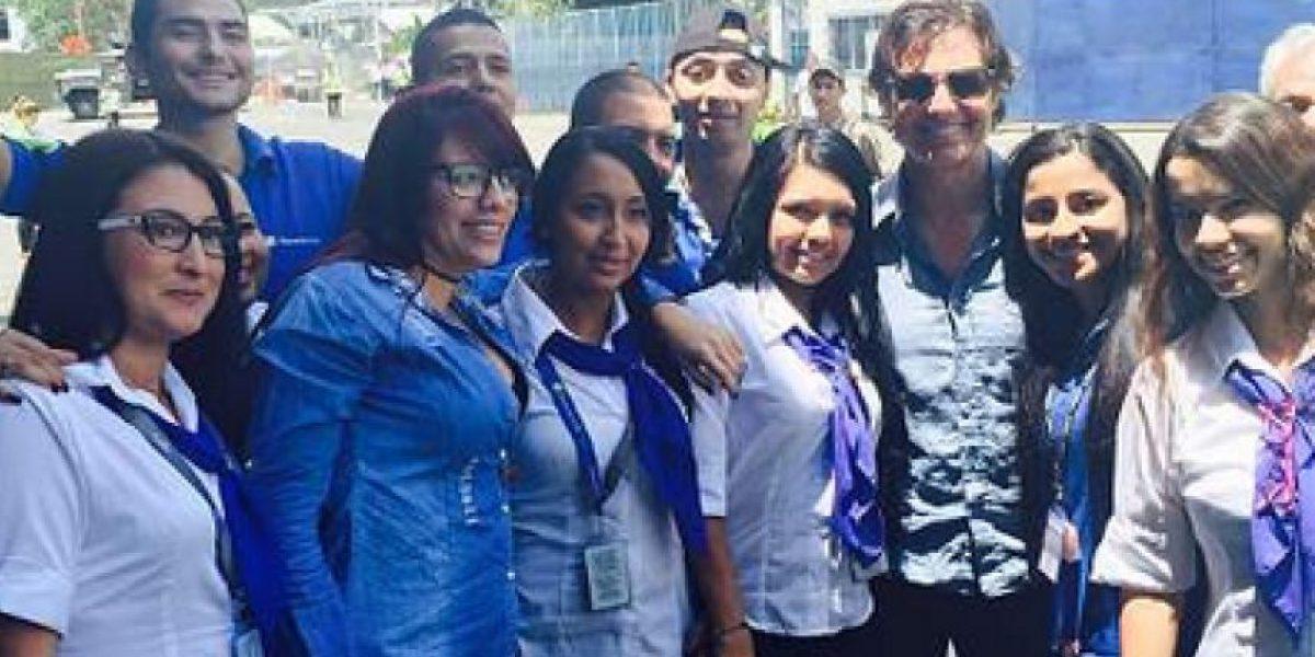 Así fue el primer día de grabación de Tom Cruise en Medellín