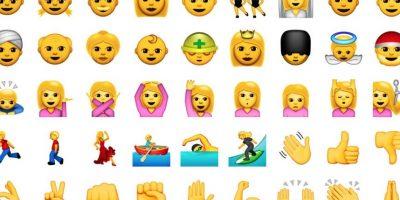 Los emojis serán la contraseña del futuro. Foto:Tumblr