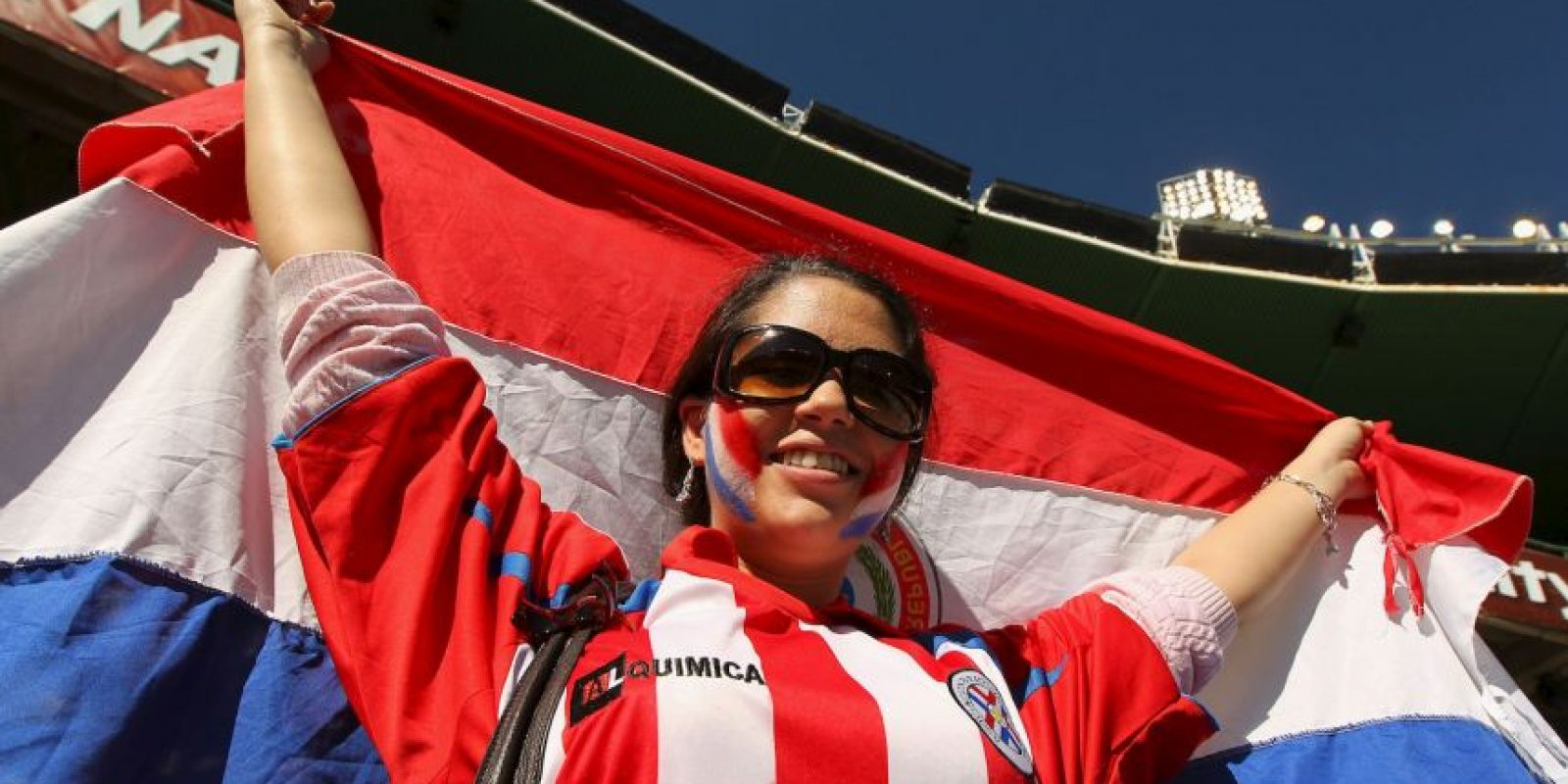 Paraguay: 38 Foto:Getty Images