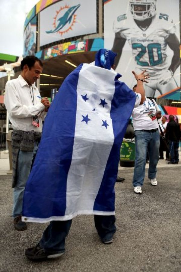 Honduras: 402 Foto: Getty Images