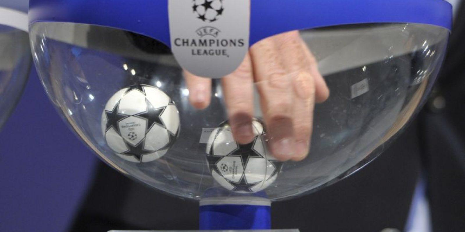 A continuación, los cuatro bombos del sorteo de este jueves. Foto:Getty Images