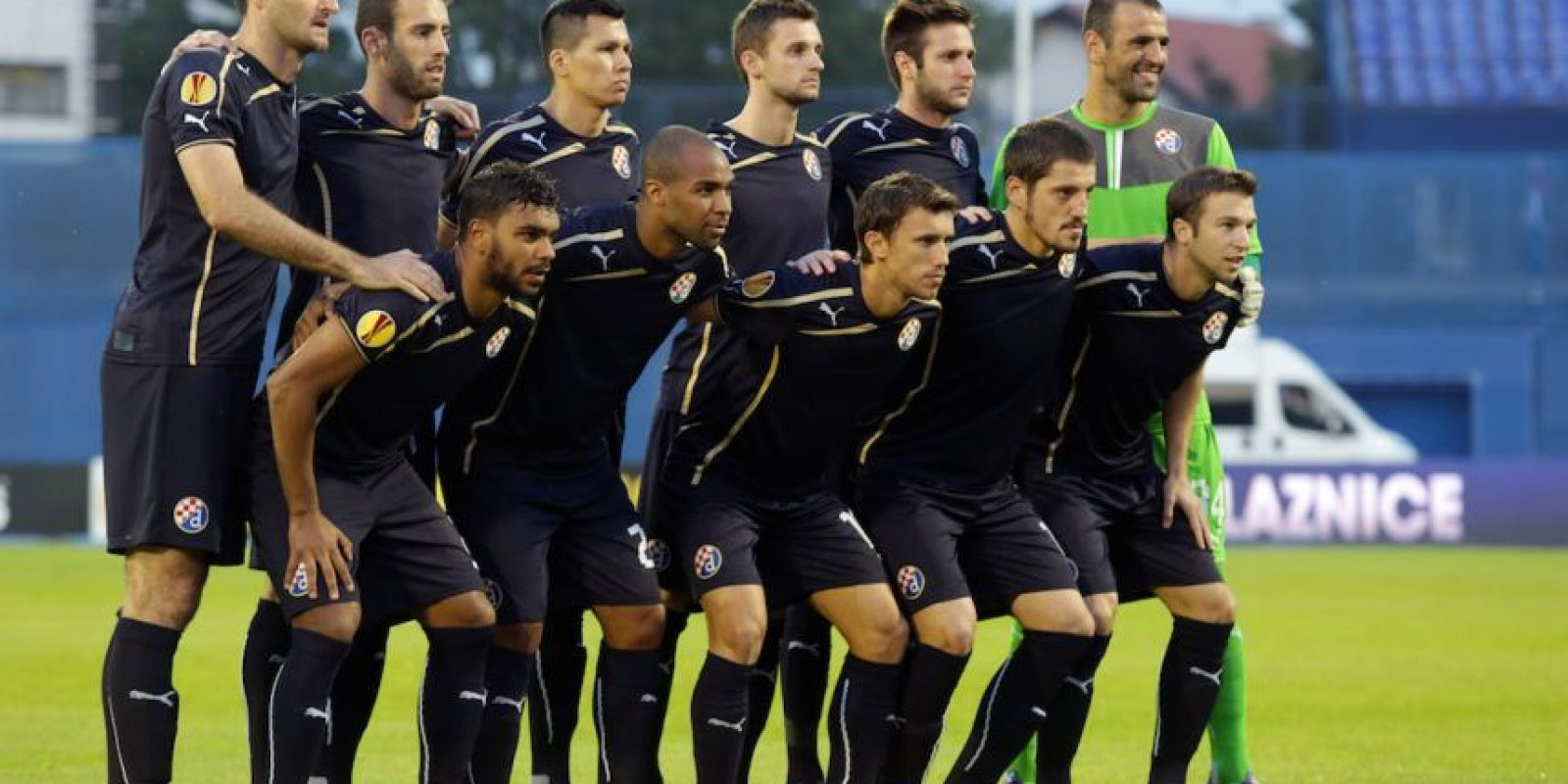 Dinamo Zagreb (Croacia) Foto: Getty Images