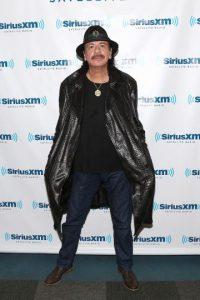 Carlos Santana Foto:Getty Images