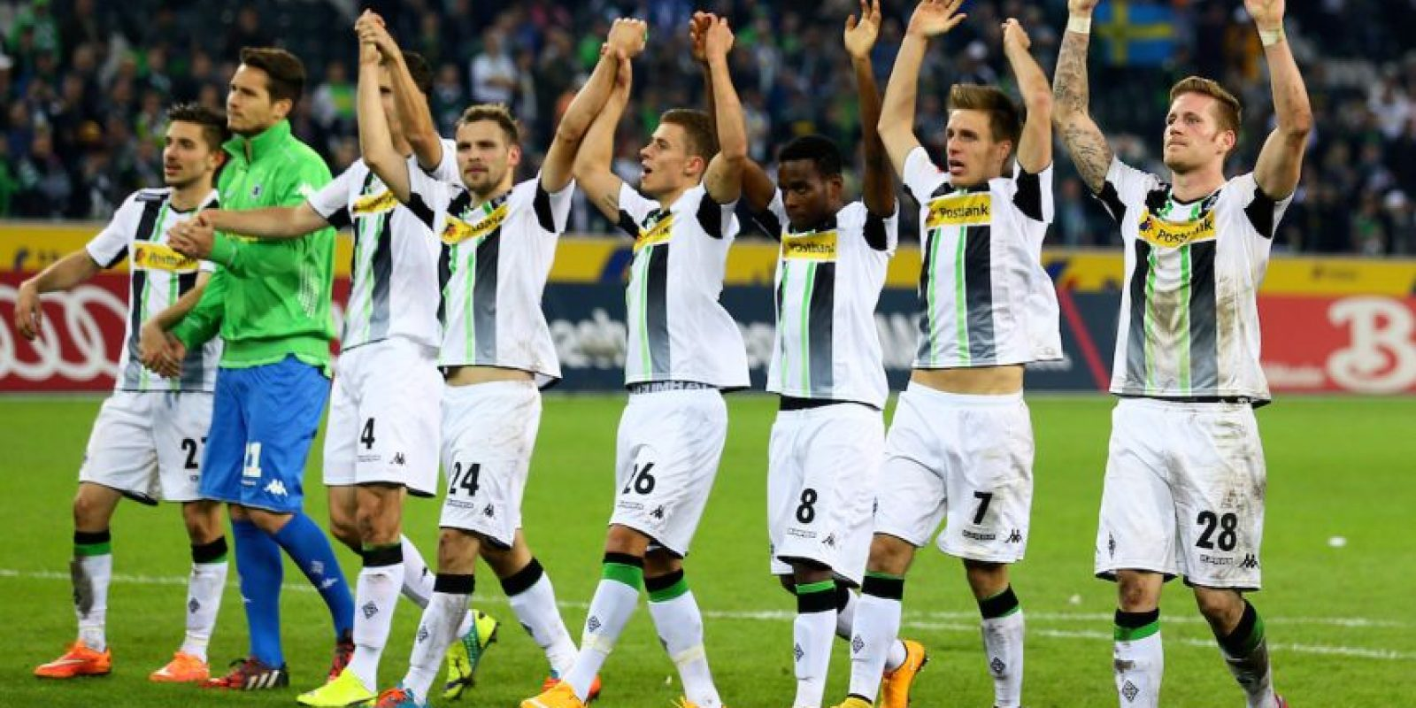 Borussia Monchengladbach (Alemania) Foto: Getty Images