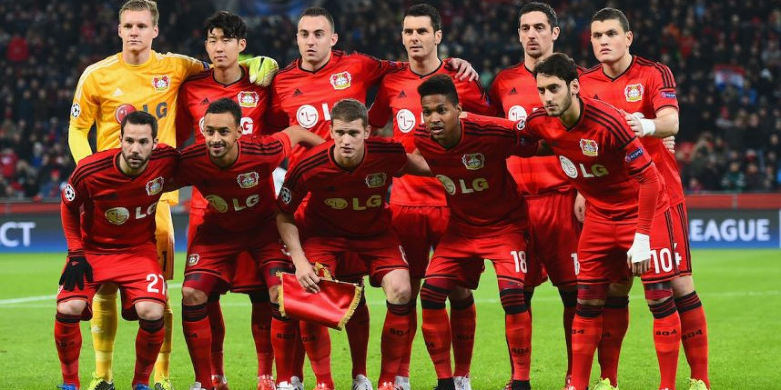 Bayer Leverkusen (Alemania) Foto: Getty Images