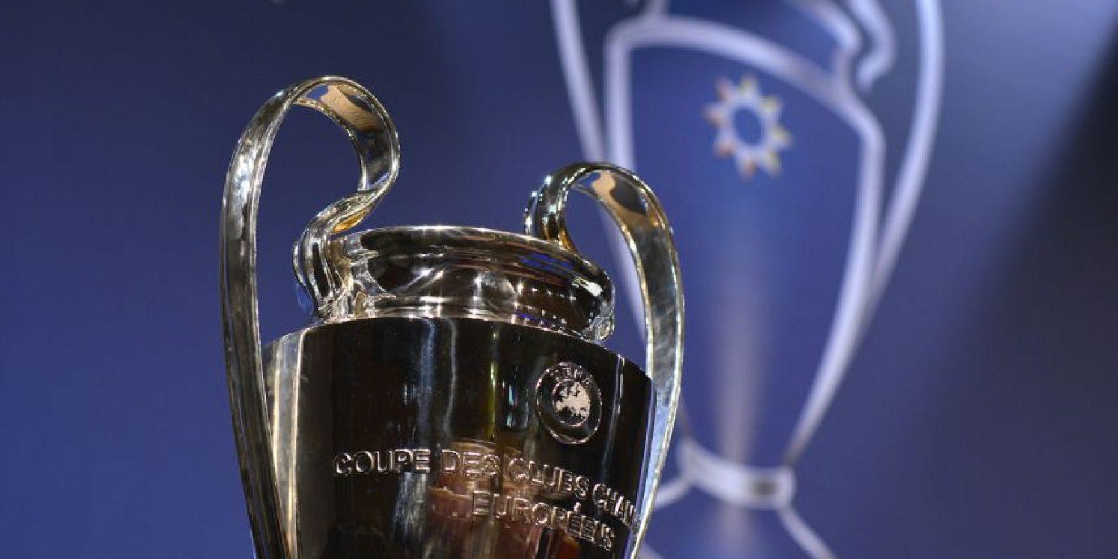 Edit: component Otra de las novedades del sorteo de este año es que el bombo 1 estará conformado sólo por campeones, el primer lugar es para el vigente campeón de la Champions League, y el resto para los monarcas de las siete mejores ligas europeas. Foto:Getty Images