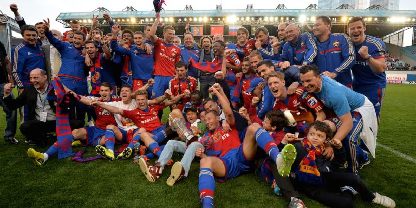 CSKA Moscú (Rusia) Foto: Getty Images