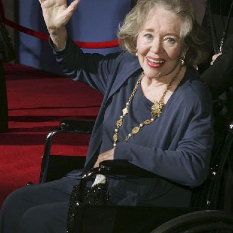 Se retiró de la actuación en 1999 Foto:Getty Images