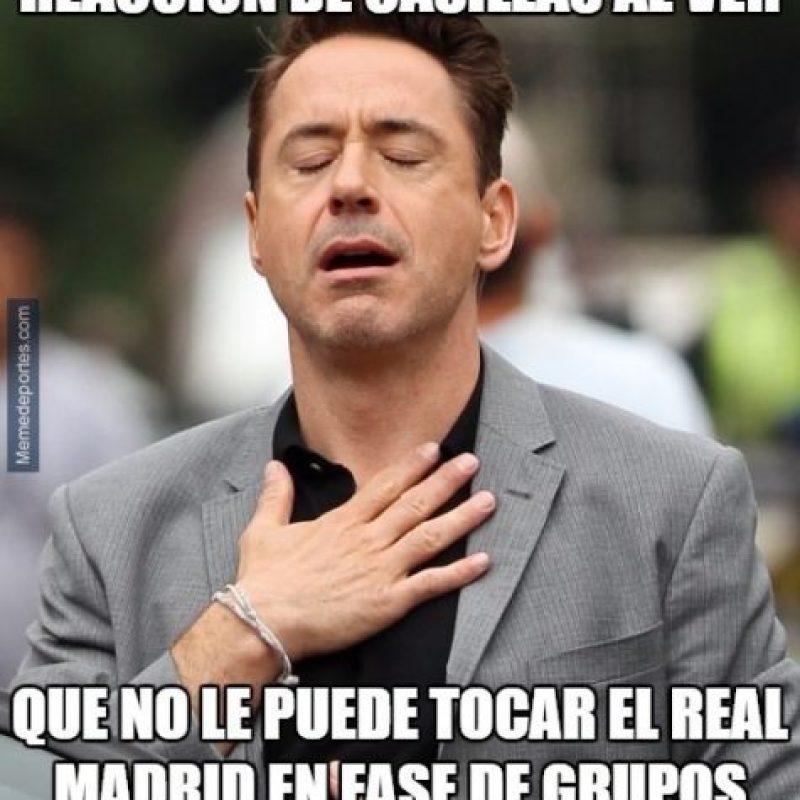 A Casillas no le tocó enfrentarse al Real Madrid… Foto:memedeportes.com