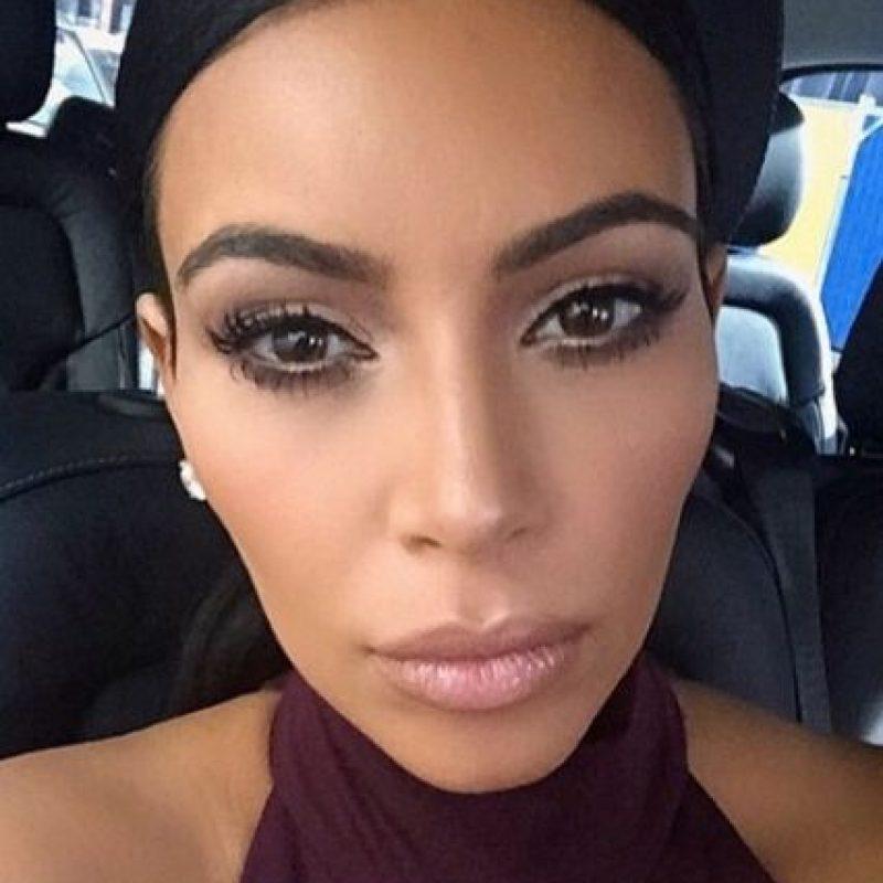 Kim kardashian Foto:Vía Instagram/@styledbyhrush