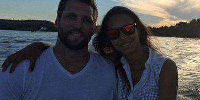 Su novio es la estrella de la NBA Jared Homan Foto:Vía Instagram
