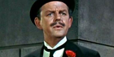 David Tomlinson, actor que interpretó al padre de los niños Banks. Foto:Vía imdb.com