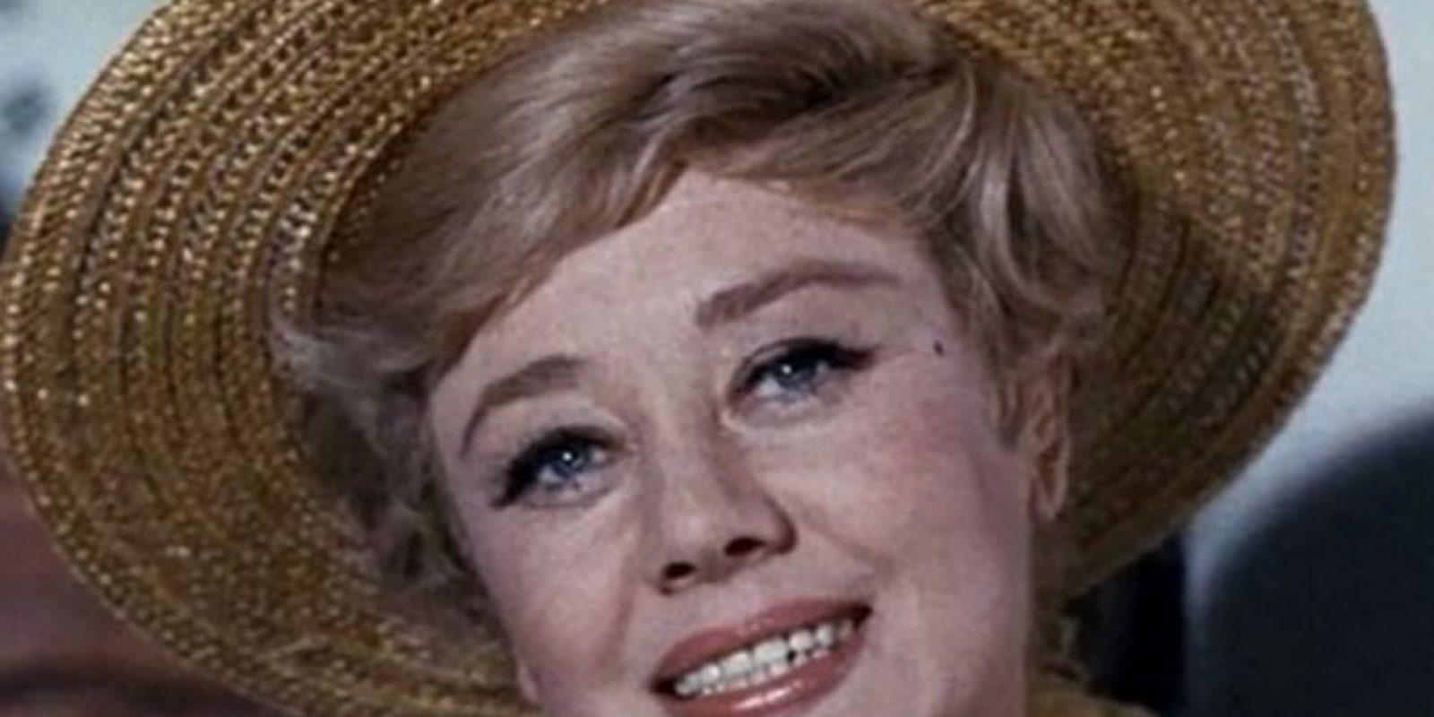 Glynis Johns interpretaba a la madre de los niños Banks Foto:Vía imdb.com