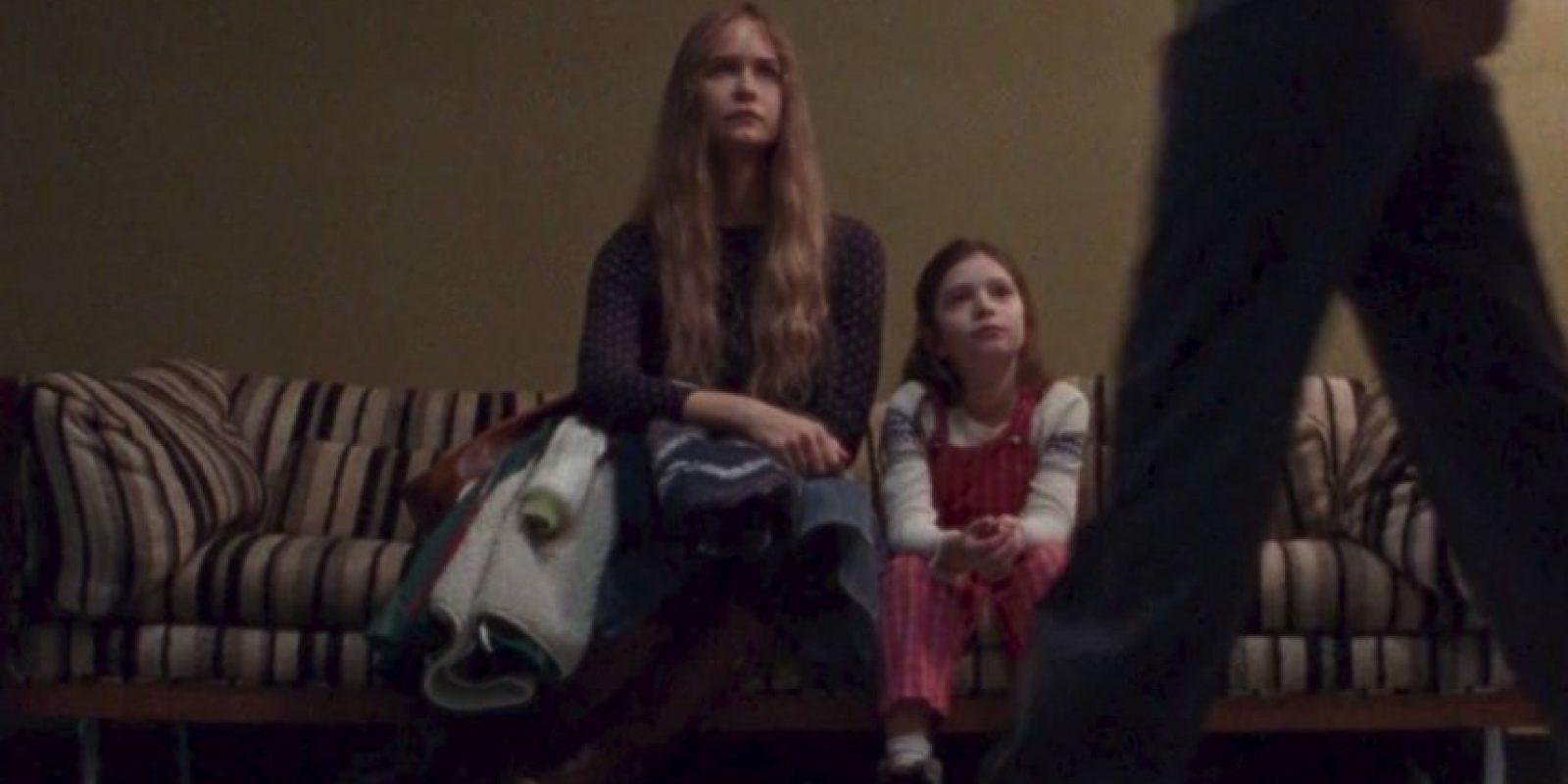 También trata el tema de la hija de Jobs, a la cual no quería reconocer Foto:Universal Pictures