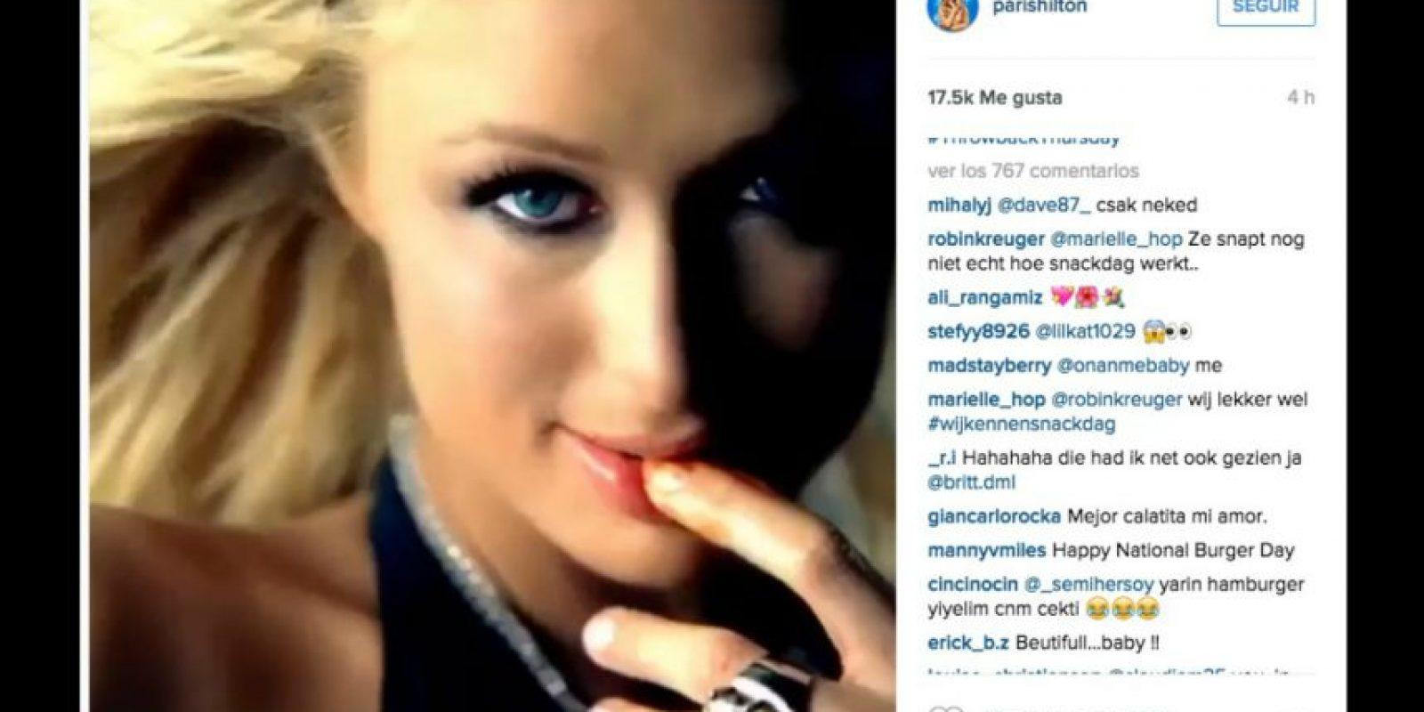 Paris Hilton Foto:Instagram/ParisHilton