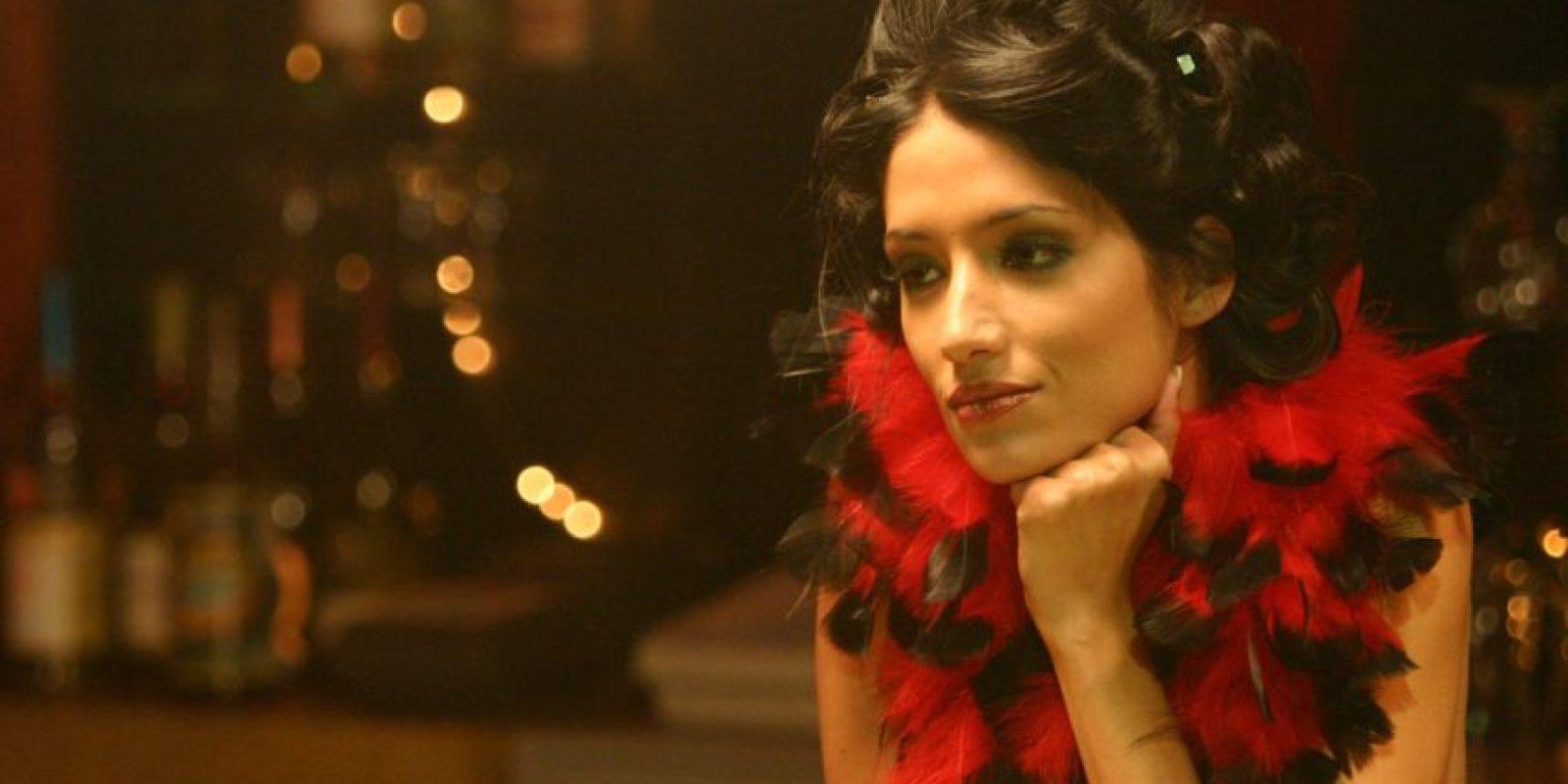 Es actriz y modelo Foto:Vía melaniewiniger.ch