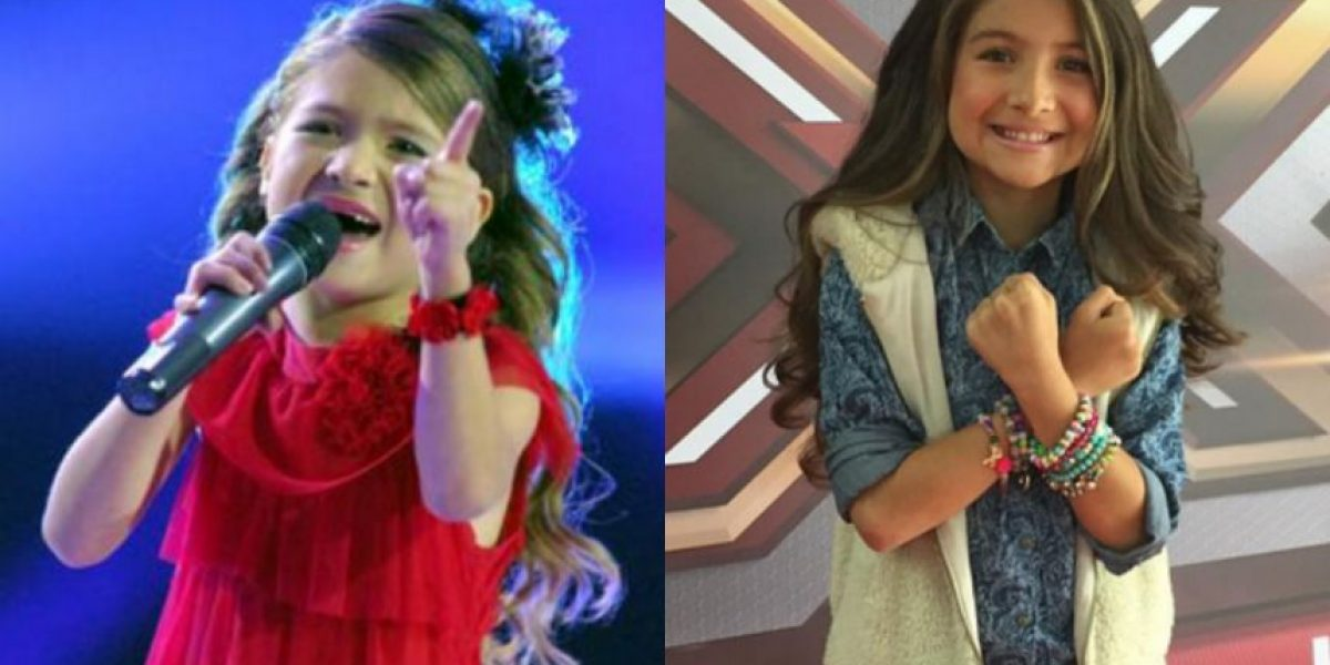 Galería: Así ha cambiado Shaira, la ganadora del 'Factor Xs' 2011