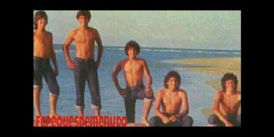 Menudo inició como un grupo infantil, en 1977 Foto:vía instagram.com/johnnylozada