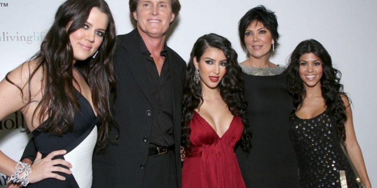 Kim, Khloé y Kourtney Kardashian rechazan la transformación de Caitlyn Jenner