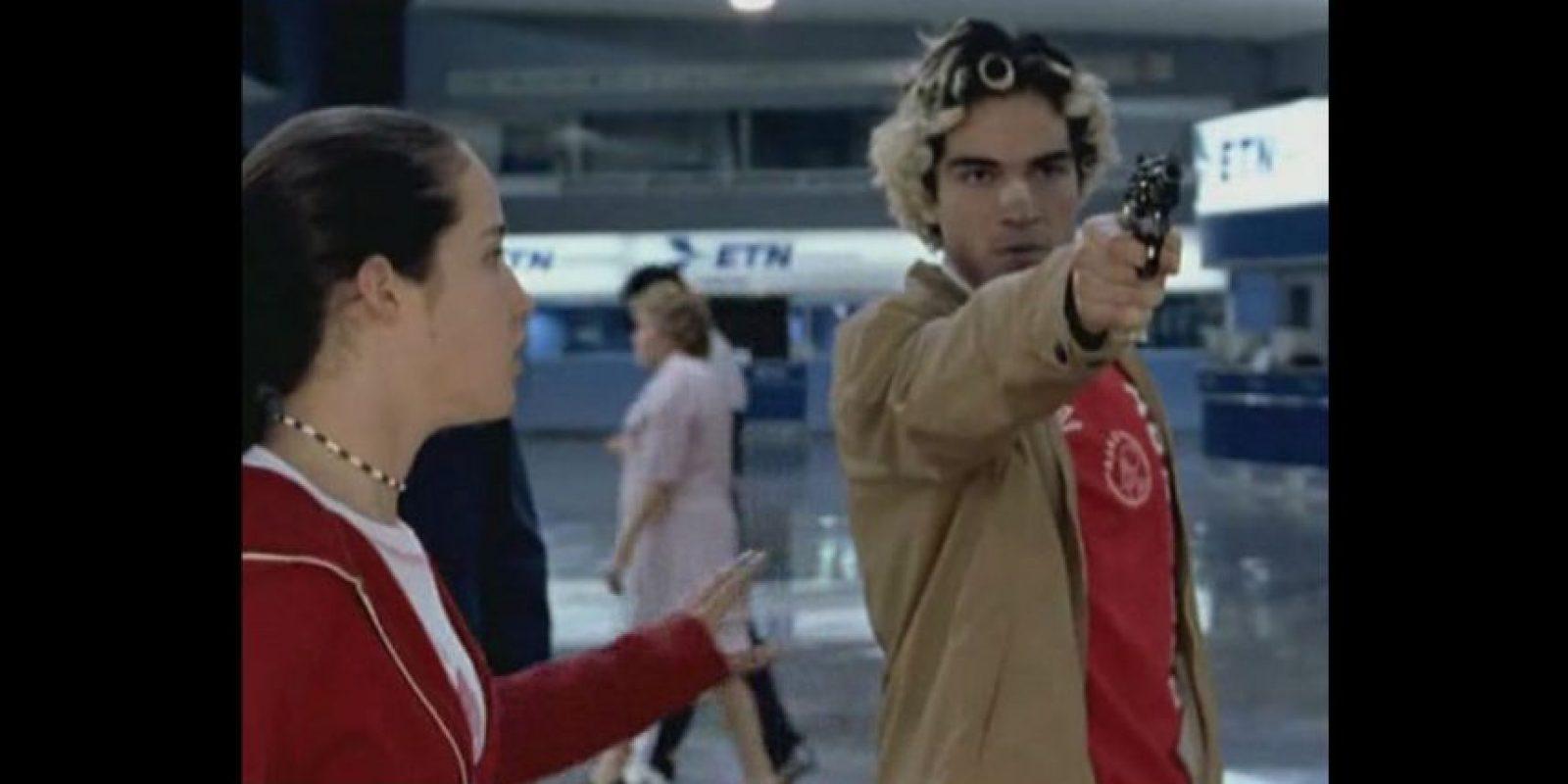 """Debutó en el cine con la película """"Amar te Duele"""""""