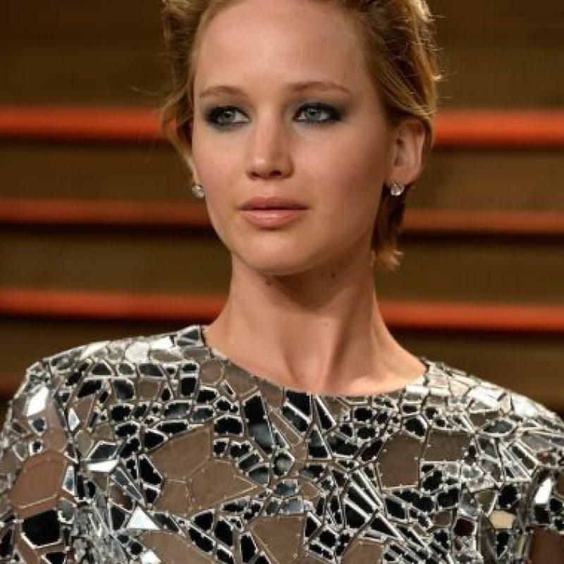 """Mientras que Lawrence es la actriz mejor pagada de Hollywood con 25 años, según la revista """"People with Money"""" Foto:Getty Images"""